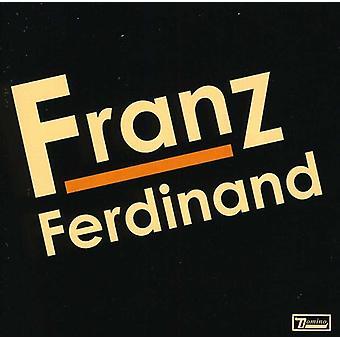 Franz Ferdinand - Franz Ferninand [CD] USA import