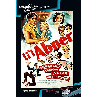 Buster Keaton: Li'L Abner [DVD] USA importerer