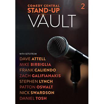 Comédie centrale stand-up Vault # 2 [DVD] USA import