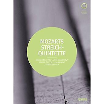 Streng kvintetter Nos.1-6 [DVD] USA importerer