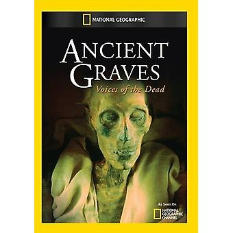 Ancient Graves: Voices of the Dead [DVD] USA import