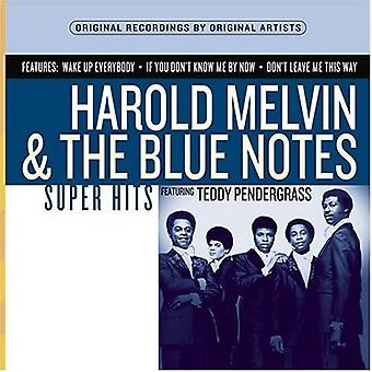 Harold Melvin & Blue Note - importazione USA Super Hits [CD]