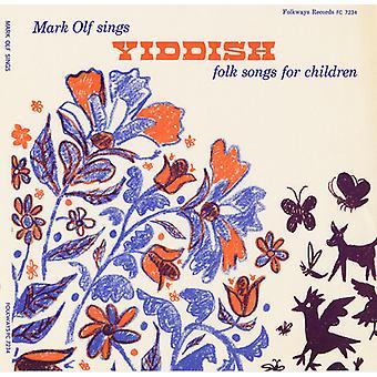 Mark Olf - jiddische Volkslieder für Kinder [CD] USA import