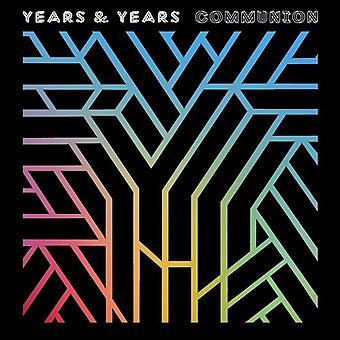Años y años - importación de USA de comunión [CD]