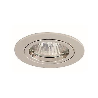 Ansell IP65 Twistlock GU10 Shiny Chrome Bathroom Downlight