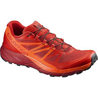 Salomon Herren Laufschuh Trail Sense Ride Rot - 398490