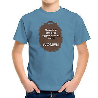 Camiseta de la barba colección mujeres del cabrito
