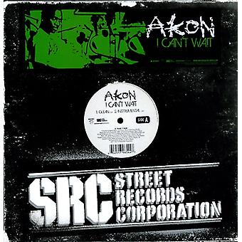 Akon - jeg Can't vent [Vinyl] USA import