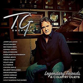 T.G. Sheppard - T.G. Sheppard & Friends [CD] USA import