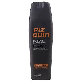 Piz Buin InSun Spray Spf10 Low 200 ml (Cosmetics , Body  , Sun protection)