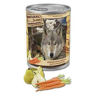 Natural Greatness Deer with carrot, pear and dandelion (Dogs , Dog Food , Wet Food)