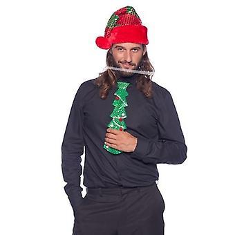Tie Christmas tree Christmas tree men costume