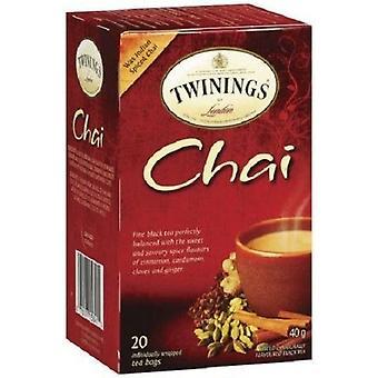 Twinings London Chai te