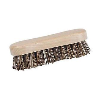 Caraselle Traditional Old Fashioned Scrubbing Brush - Made in the UK