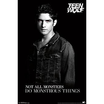 Teen Wolf - Monsters Poster Poster afdrukken