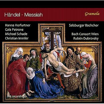 George Frederic Handel / Wien / Bachchor - George Frederic Händel: Messias [CD] USA import