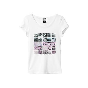 Amplified The Jam Sound Affects Womens TShirt