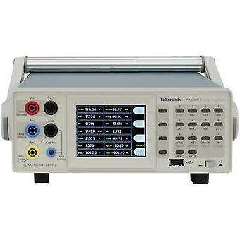 Tektronix PA1000 Bench multimeter Calibrated to: Manufacturer's standards (no certificate)