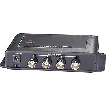 Video splitter Sygonix C 43945