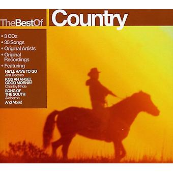 Best of Country - Best of Country [CD] USA import
