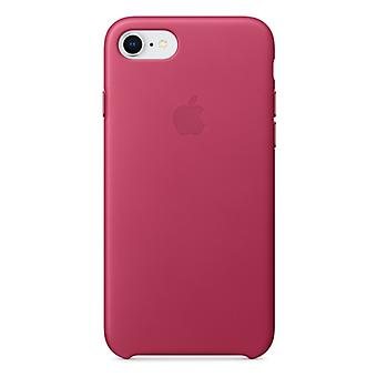 APPLE IPHONE LEDEREN CASE 7/8 ROZE FUCHSIA MQHG2ZM/A