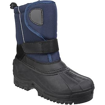 Cotswold Boys & Girls Avalanche Anti Slip Children's Snow Boots
