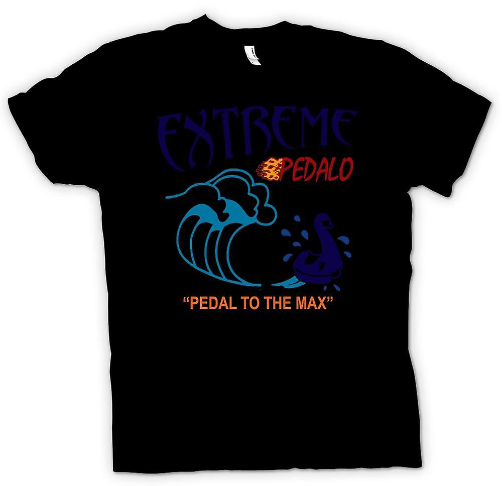 Kids T-shirt - Extreme Pedelo - Funny