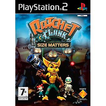 Sony Ratchet Clank Size Matters (PS2)