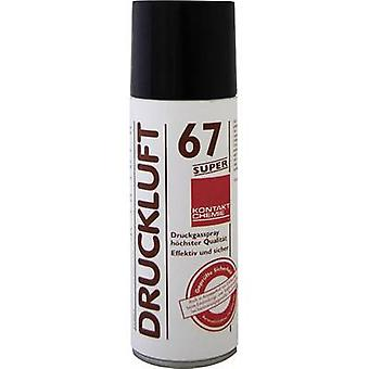 Air duster non-flammable CRC Kontakt Chemie DRUCKLUFT 67 SUPER 3