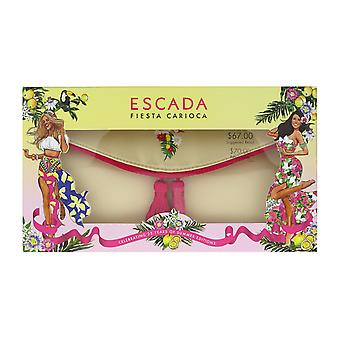 Escada Escada Fiesta Carioca Fragrance 2 Piece Gift Set With Clutch