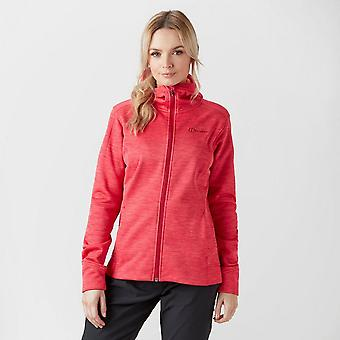 Berghaus Kamloops giacca pile donna con cappuccio