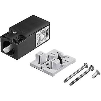 Rittal SZ 4127.010 Door switch 240 V AC, 24 V DC/AC, 125 Vdc 8 A Tappet momentary 1 pc(s)