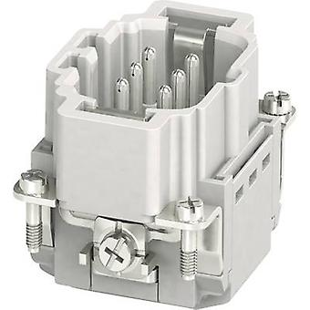 Pin inset HC-B 1407728 Phoenix Contact 6 + PE Plug & Clip 1 pc(s)
