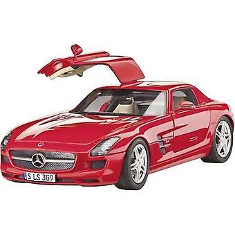 Revell 07100 Mercedes SLS AMG Car model assembly kit 1:24