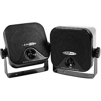 2 way speaker assemby set 80 W Caliber Audio Technology CSB3B