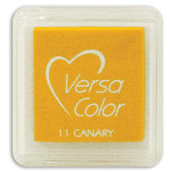 VersaColor Pigment Mini Ink Pad-Canary
