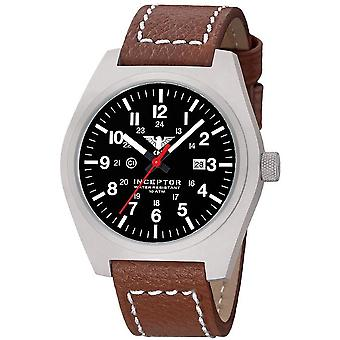 Reloj acero interceptor de KHS KHS. CEIN. LB5