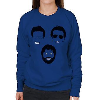 The Hangover Minimal Women's Sweatshirt