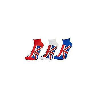 Union Jack Wear Union Jack Ladies Sports Socks