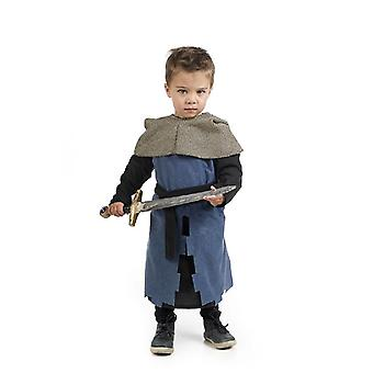 Little Knight child costume swordsman young costume