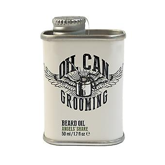 Oil Can Grooming Beard Oil Angels Share 50 ml