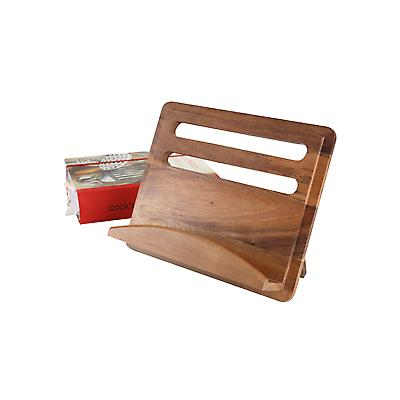 Tuscany Cook Book Stand in Acacia 10439
