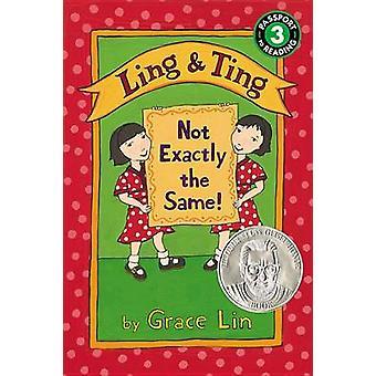 Ling & Ting - nicht genau das gleiche! von Grace Lin - 9780316024532 Buch