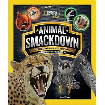 Animaux Smackdown - surprenant Matchups animales avec des résultats surprenants