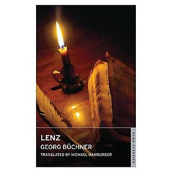 Lenz by Georg Buchner - Michael Hamburger - 9781847494498 Book
