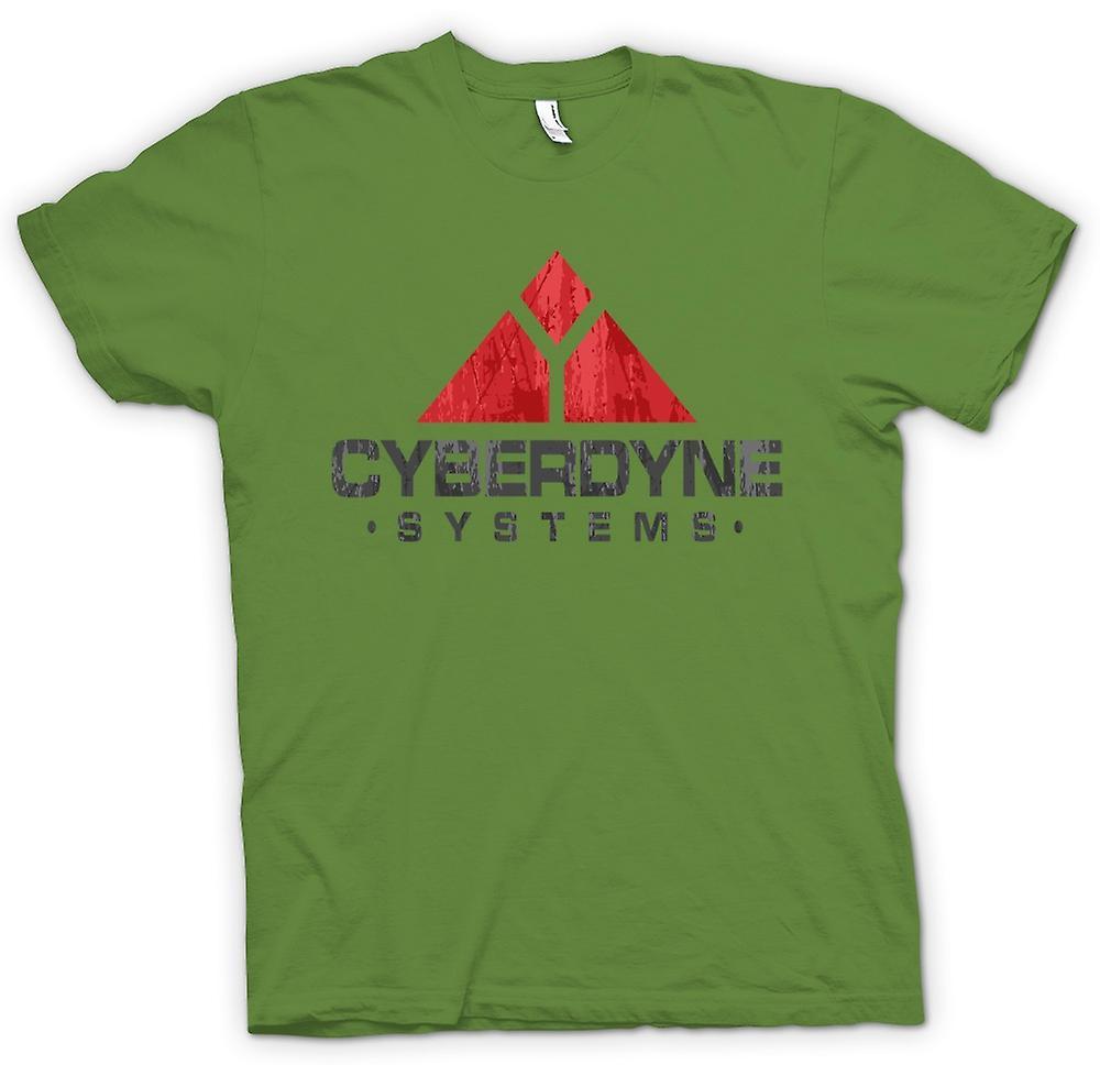 Hommes T-shirt - Cyberdyne Systems - Terminator