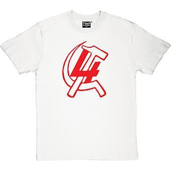 Camiseta Cuarta Internacional hombres
