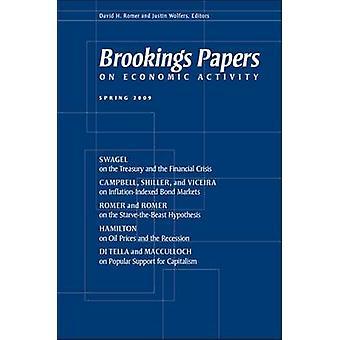 Brookings Papers on Economic Activity - printemps 2009 par David H. Romer