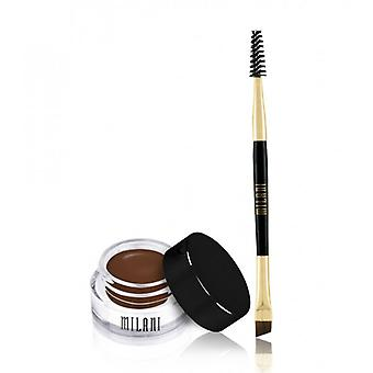 Milani Stay Put Brow Color-04 Brunette