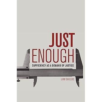 Just Enough - Sufficiency as a Demand of Justice by Liam Shields - 978